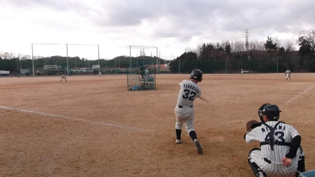 兵庫西宮ボーイズ専用グラウンド2
